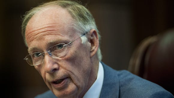 Gov. Robert Bentley is still under investigation for