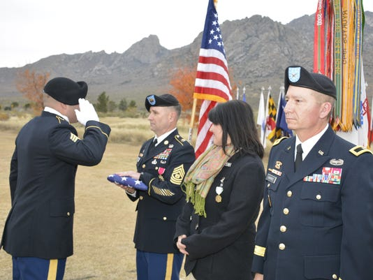 Retirement of CSM Maddox and Change of Responsibility to CSM Wofford
