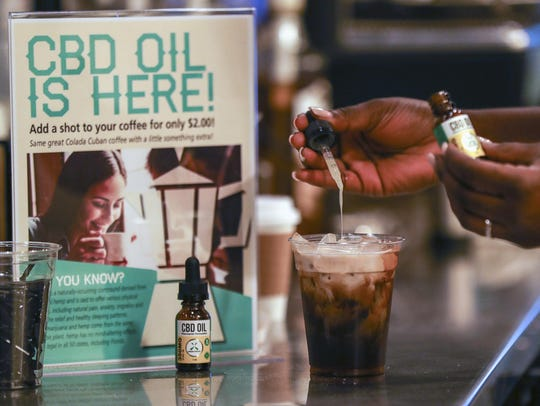 Mainstream retailers are taking advantage of a sudden boom in the industry even as CBD's health benefits remain murky amid a patchwork of state and local laws