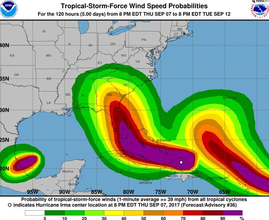Airlines For America | Flyin' with Reason in Hurricane Season