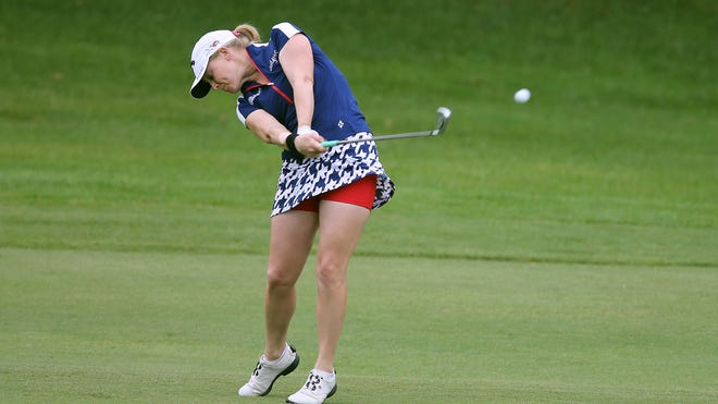 Mini skirts at golf tournaments Lpga Tour Short Skirts Are Out Collars Are In