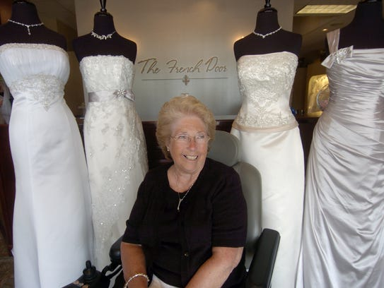 Suzanne DeMore, former owner of The French Door bridal