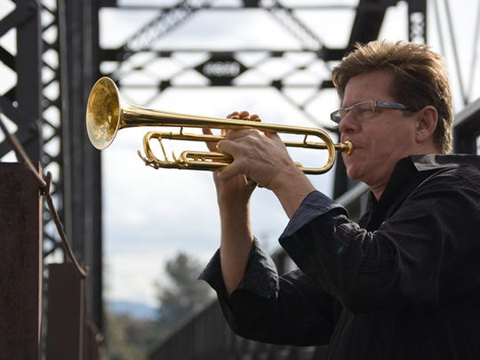 Jazz trumpeter Wayne Bergeron headlines Maplerock Jazz Festival Friday, March 17.