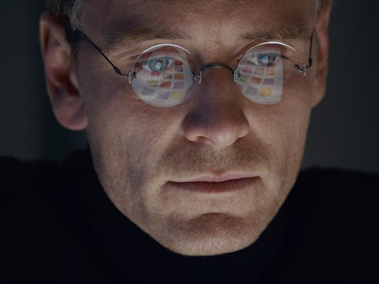 Michael Fassbender portrays the pioneering founder
