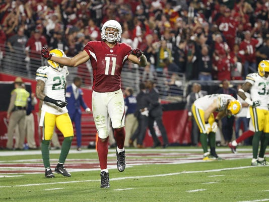 Packers Cardinals Divisional Playoff 2016