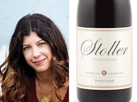 Melissa Burr recommends pairing Stoller 2012 Dundee Hills Pinot Noir