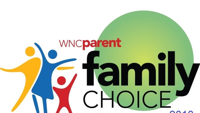 WNC Parent's 2018 Family Choice Awards