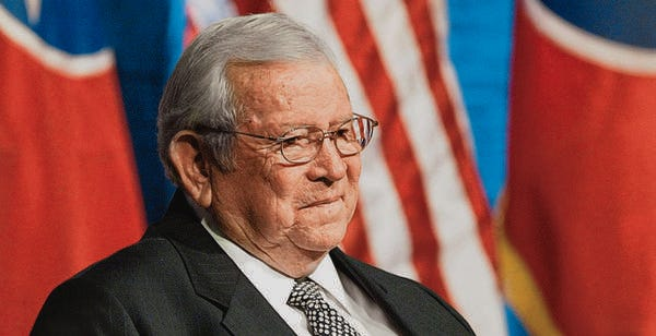 Howard H. Baker Jr.'s political career made him one of the most respected men in Washington. Baker, who was 88, died Thursday at his home in Huntsville, Tenn., following complications from a stroke.