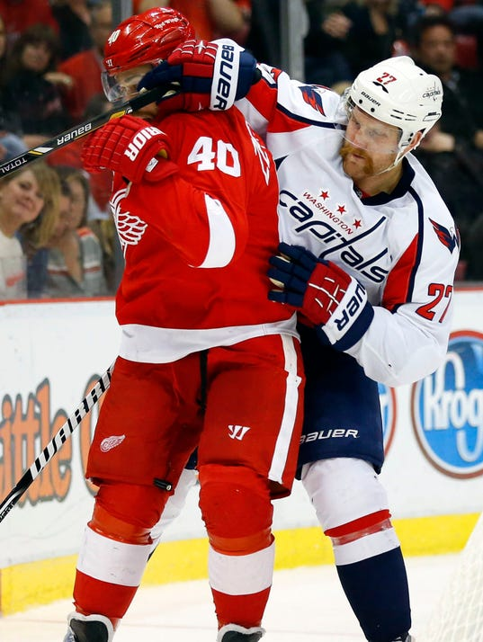 2013-11-15 Red Wings-Capitals