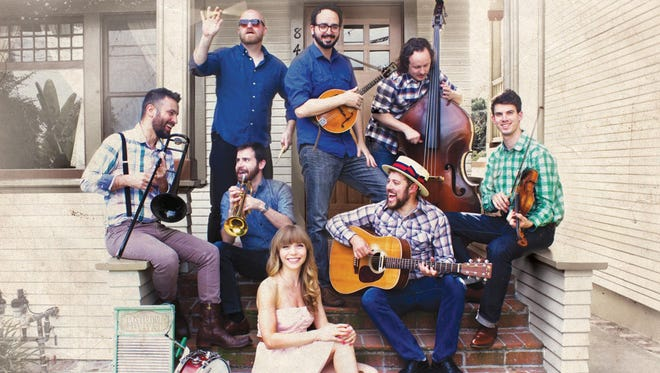 Dustbowl Revival performs Sunday at the Haunt.