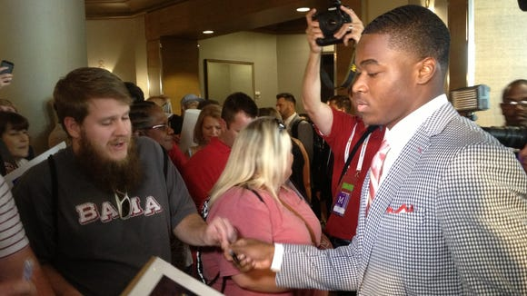 Alabama was picked to win the SEC by four of the five USA TODAY Sports college football experts.