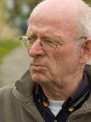 Alan Heavner, owner of Heavner Canoe & Kayak, says