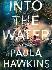 """This image released by Riverhead Books shows """"Inter the Water,"""" a novel by Paula Hawkins, which was released on May 2."""