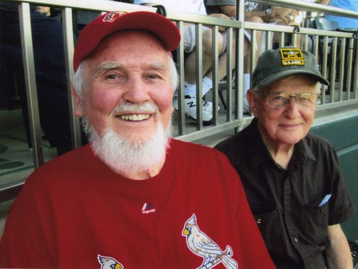 Ken Graham and Jim Edgell have a friendship rooted in their hometown in Michigan.