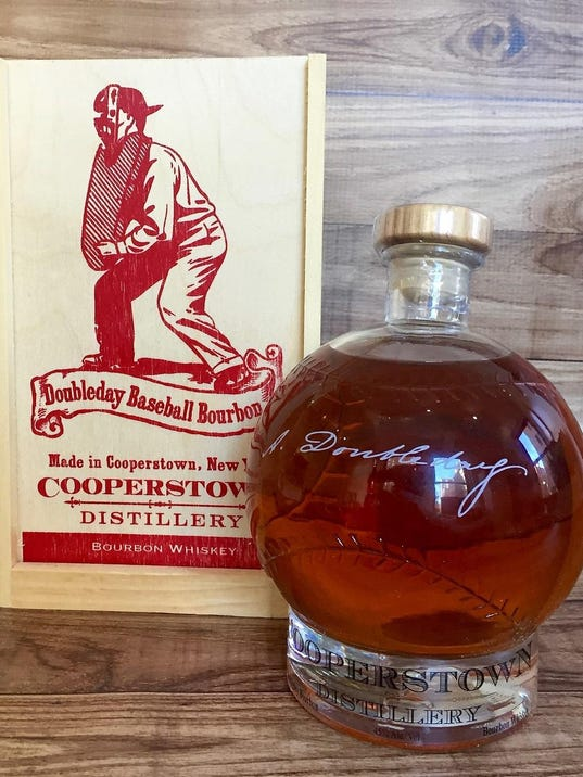 Doubleday-Bourbon-w-Case