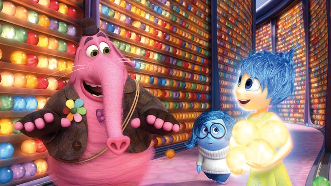 """Stroll through the emotional world of """"Inside Out."""""""
