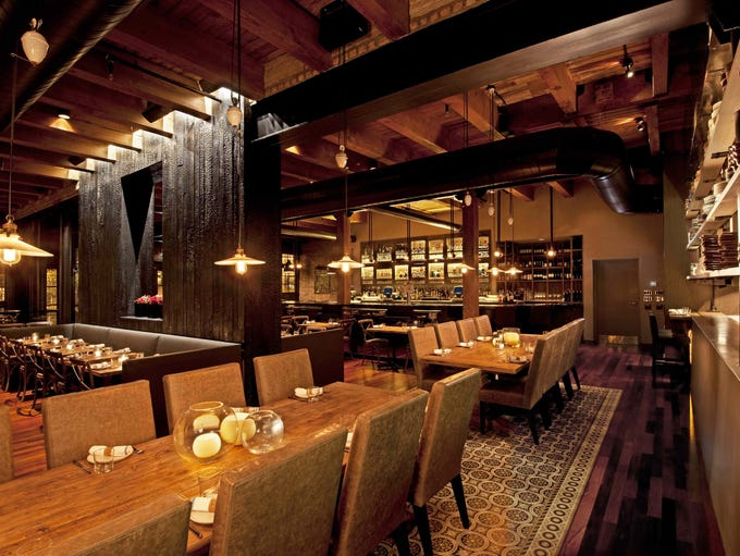 OpenTable has named the top 100 restaurants in the
