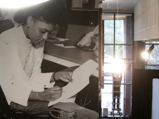 Tallahassee Community College is celebrating its  50-year anniversary with a display of photos from its  archive, displayed Thursday, Jan. 28 in the Fine and Performing Arts Center and set to remain on display throughout the year.
