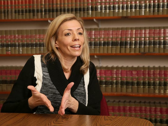 Kelli Thompson leads the State Public Defender office.