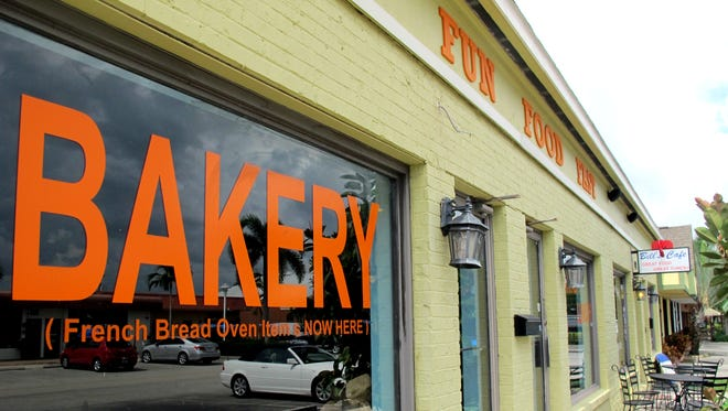 Brooklyn Dough With A Hole is a new bagel shop coming soon to Naples in the former Whisk! bakery and cafe space at 935 Third Ave. N., next to Bill's Café.