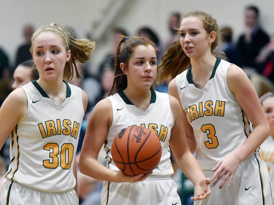 Can anyone challenge York Catholic for a District 3 Class 3A title?