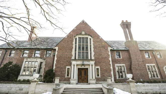 The Fisher Mansion in Palmer Woods is on the market again for $1.57 million.