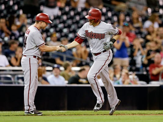A.J. Pollock, Andy Green