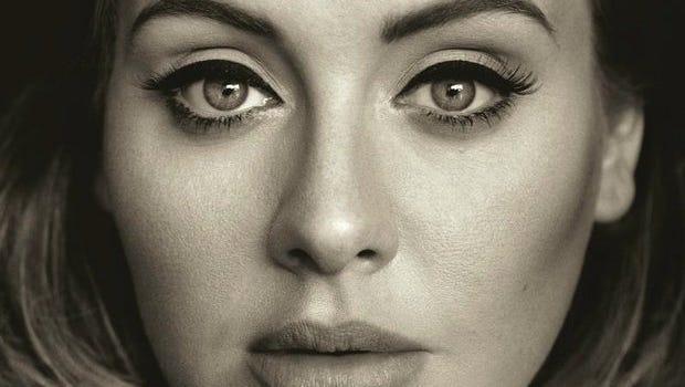 "Adele, ""25."""