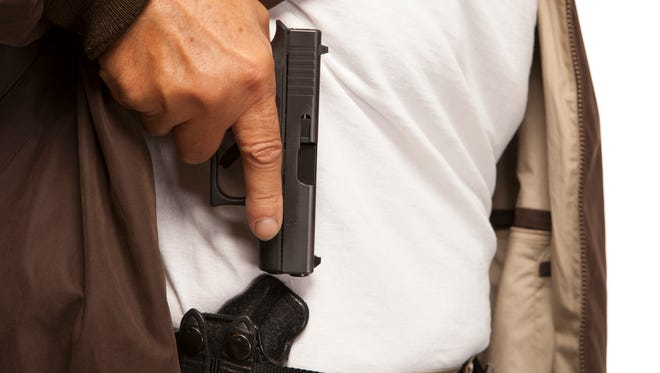 House Bill 2072 would allow faculty and students to carry firearms on campus, as long as they have a concealed-carry permit and register with the university.