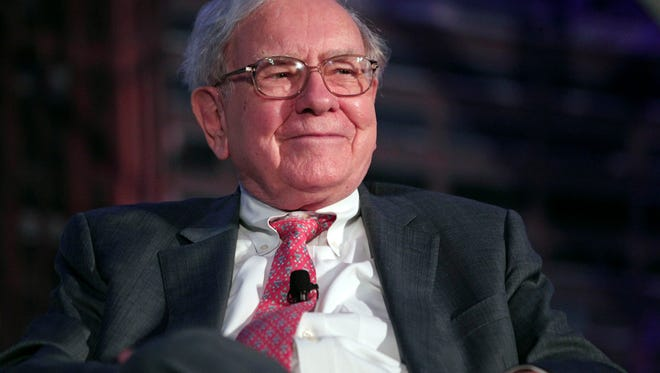 Warren Buffett  is the third wealthiest person in the world according to Forbes.
