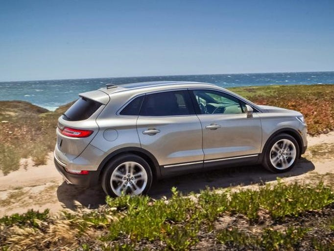 2015 lincoln mkc Ford motor company complaints