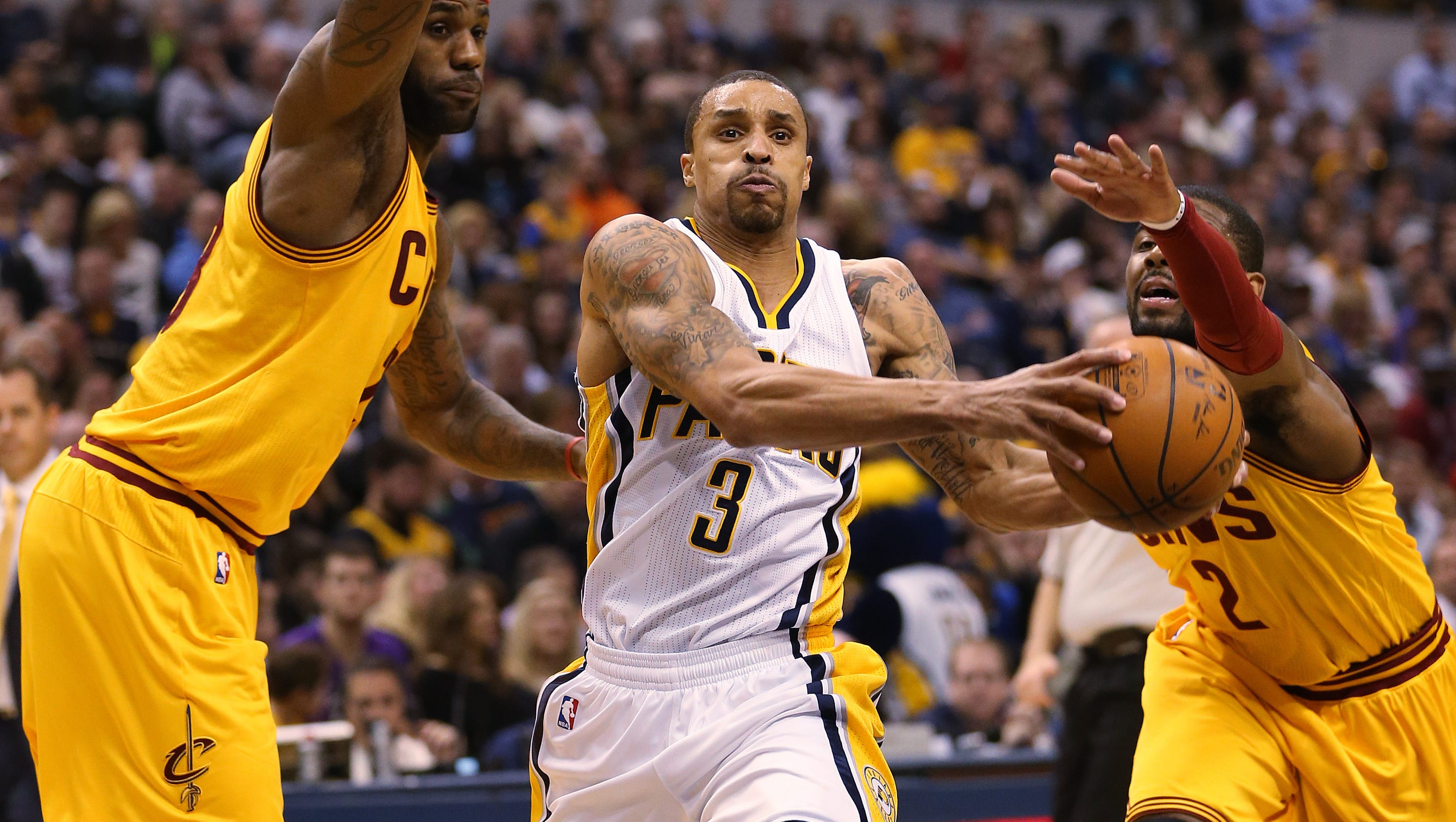 NBA power rankings: Pacers a sleeper to reach East finals?