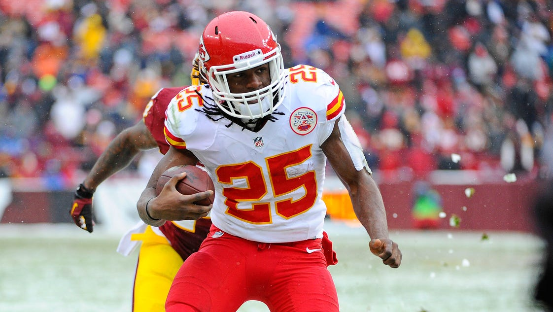 Whitney Charles Wife Of Jamaal Charles Chiefs embarrass listless