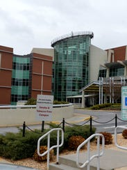 Augusta Health in Fishersville, Va.