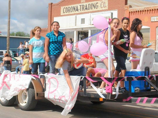 Corona Public Schools showcase student groups during a recent Corona Days Parade, part of the two-day celebration set for July 27-28 this year.
