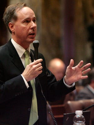 State Rep. Robin Vos, R-Rochester.