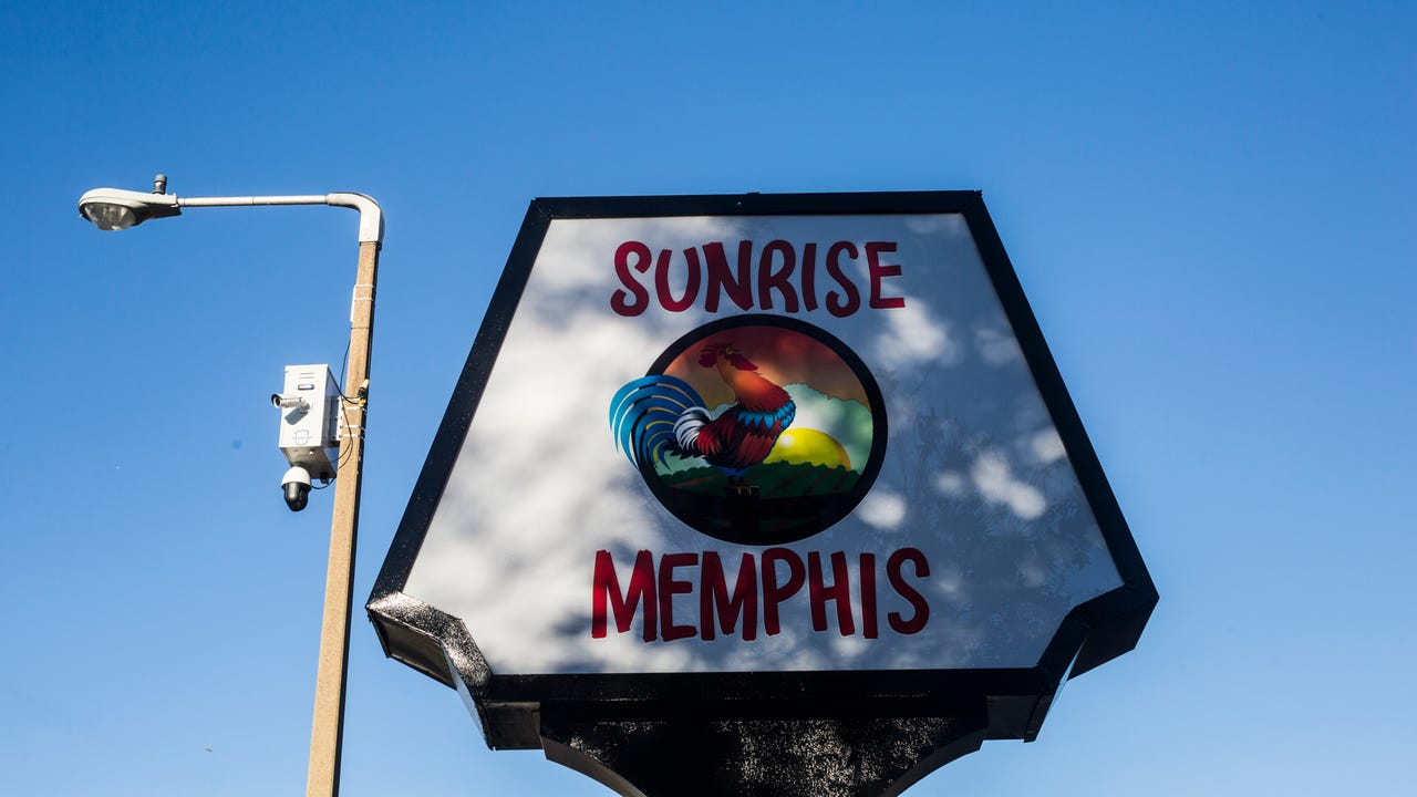 """""""It's our twist on the classic favorites that your grandmother used to cook,"""" Ryan Trimm said about the variety of food available at Sunrise Memphis."""