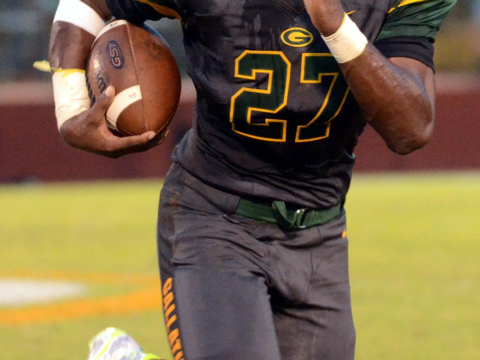 Gallatin High junior tailback Jordan Mason rushed for 169 yards on 20 carries in last Friday's 45-7 loss at Beech.