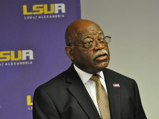 LSU of Alexandria professor Haywood Joiner has been inducted into the Louisiana Justice Hall of Fame