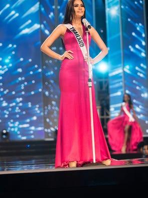 Chalita Suansane, Miss Thailand