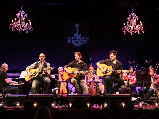 Music City Hit-Makers are slated to perform Sept. 15 as part of Arkansas State University-Mountain Home's 2016-17 Performing Arts Series season.
