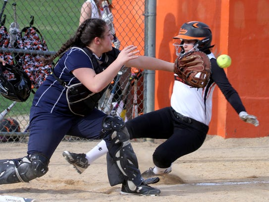 Ellenville High School Softball