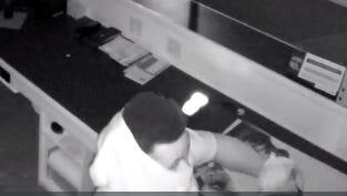 Photo of cellphone suspect