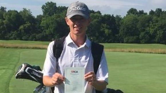 Christ School rising junior Carson Ownbey has qualified for next month's U.S. Junior Amateur golf tournament in Ooltewah, Tenn.