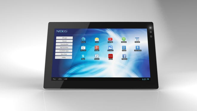 The Neos tablet-top starts at $500.