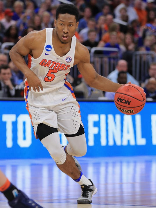NCAA Basketball Tournament - Second Round - Virginia v Florida