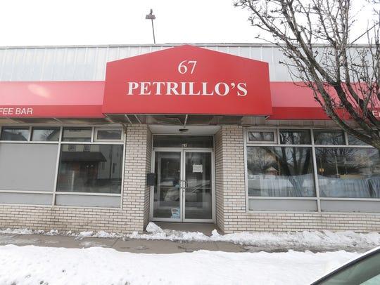 Petrillo's Bakery, 67 Lyell Ave., Rochester.