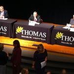 2nd governor debate focused on economy, jobs
