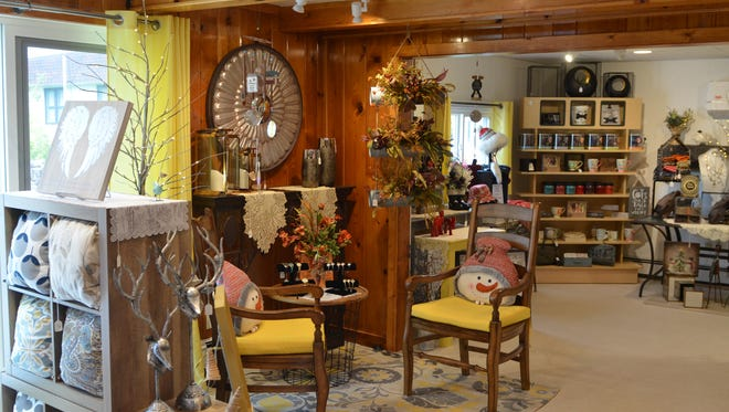 Chicabee, which opened in Manitowoc in early September, carries a range of gifts, accessories and home decor.