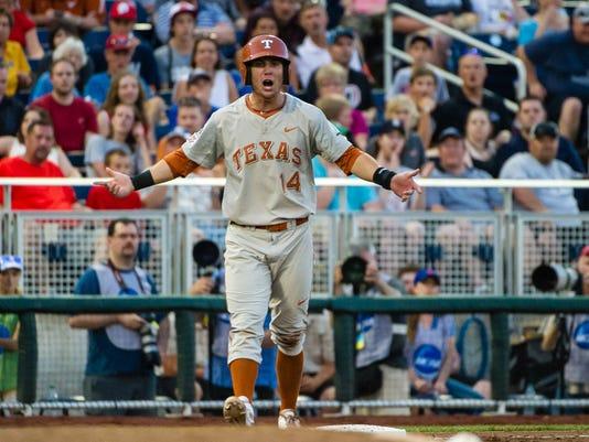 6-18-14 Baseball_ College World Series-Texas vs U